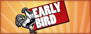 images early bird