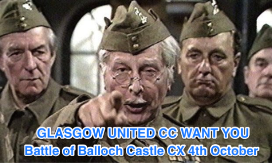 Glasgow United CC