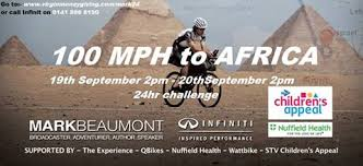 mark beaumont stv appeal