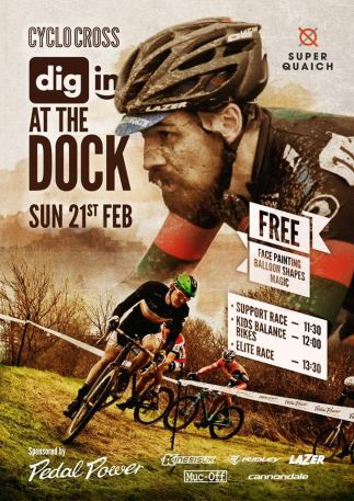 dig in poster